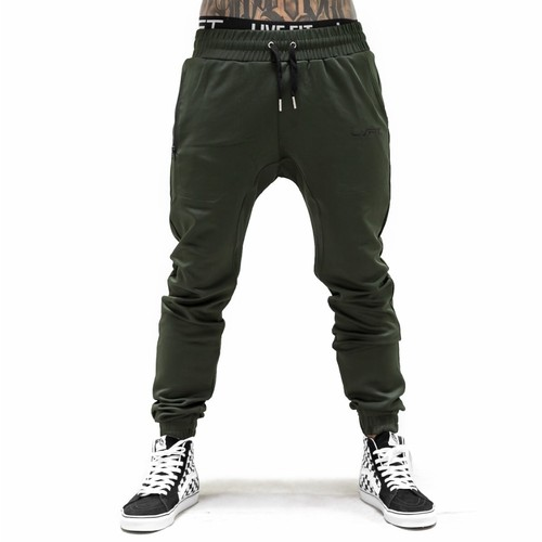 LIVE FIT Tech Joggers V2 - Olive