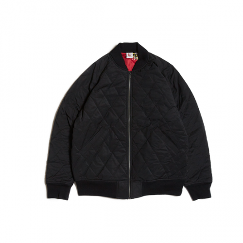 HELLRAZOR / NYLON QUILTED MA1 JKT