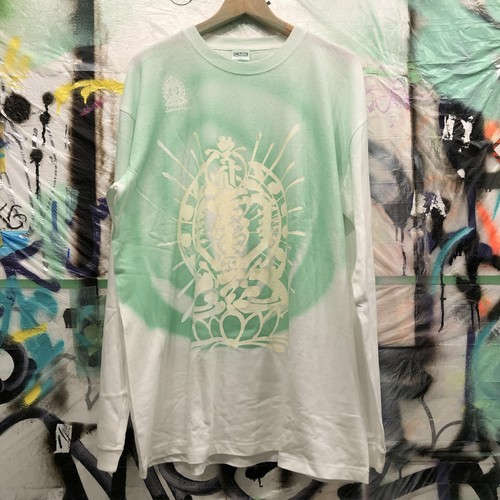 "【一点物】TAKIZO  Long-T-shirts ""GOD"""