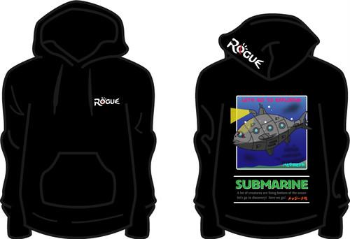 GURE Submarine パーカー(S~2L)