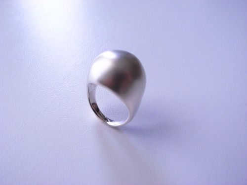 Silver Ring (Sphere)