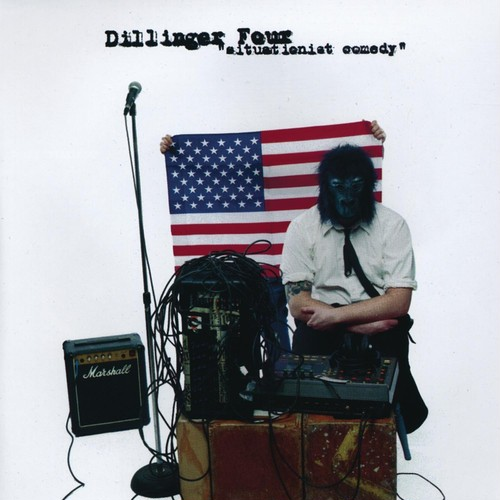 dillinger four / situationist comedy cd