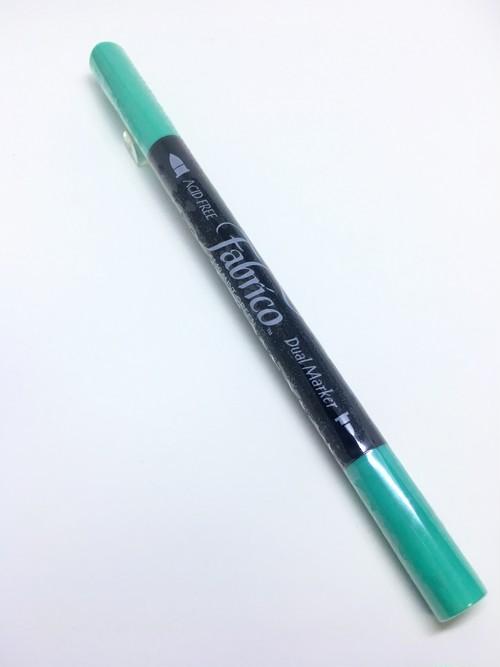 Tsukineko Fabrico Marker MintGreen