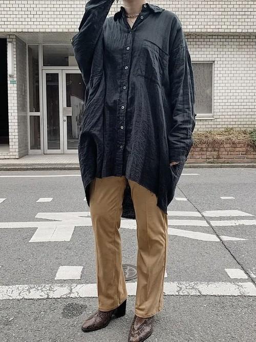 【PROVOKE】GAUZE BIG SHIRTS