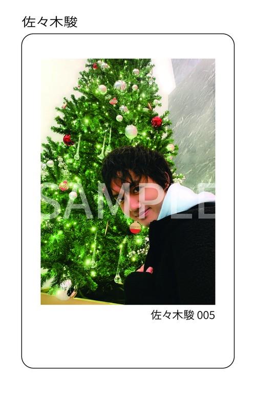 男劇団 青山表参道X 5th Fan Event 37card(佐々木 駿)