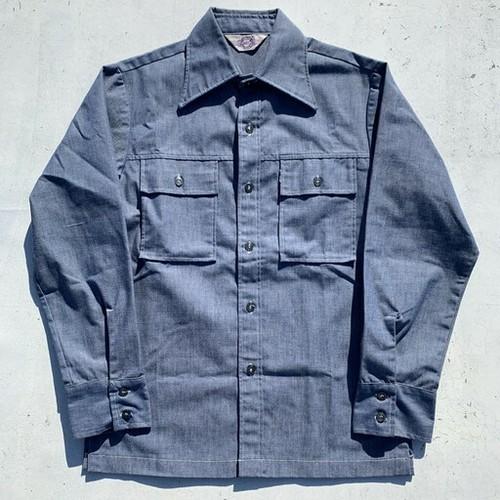 70's Levi's リーバイス PANATELA パナテラ シャンブレーシャツ ミントコンディション Big E Mサイズ 希少 ヴィンテージ