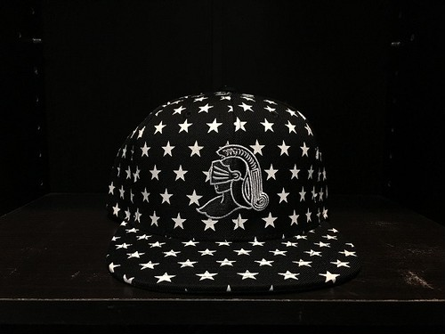 BLACK SCALE KNIGHT ALL STAR SNAPBACK