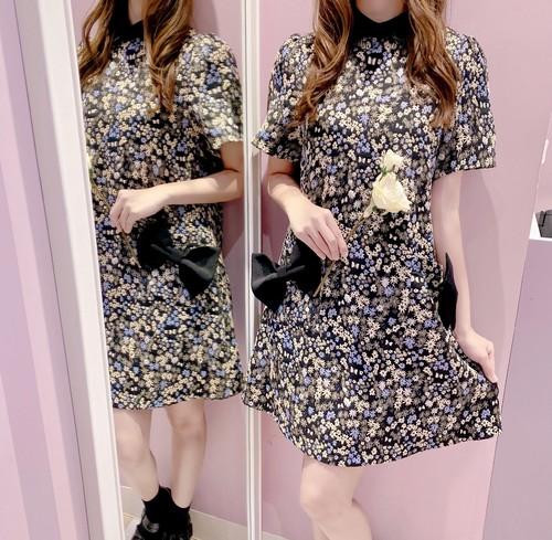 【Sister Jane】Finals Jacquard Mini Dress