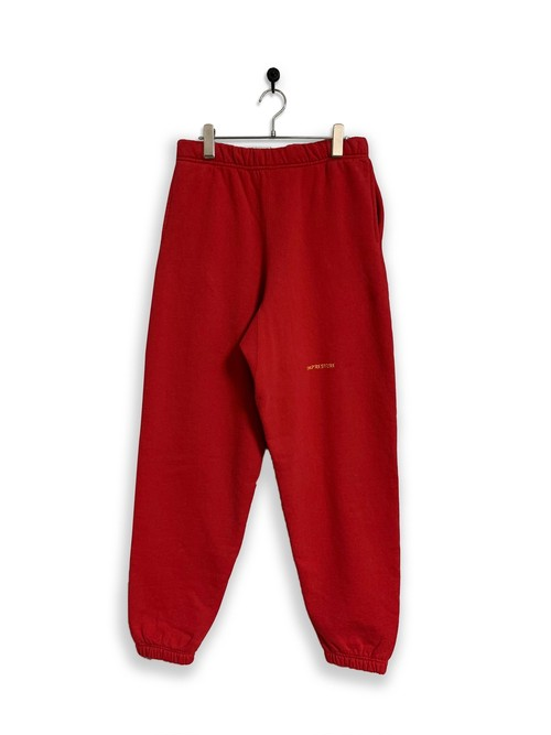Original Sweat pants/red
