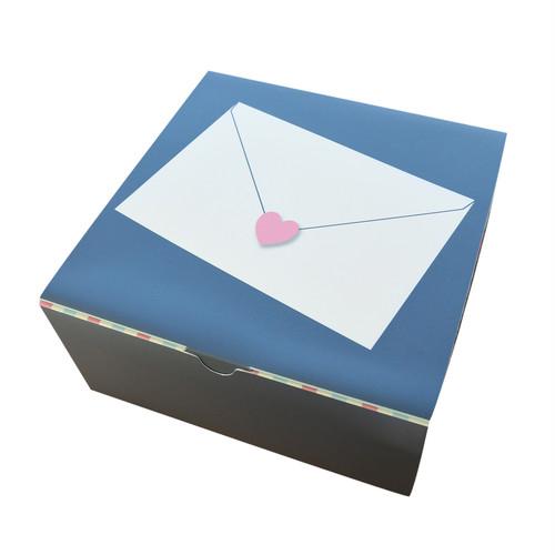 【L】出産祝い  メッセージボックス SWEET