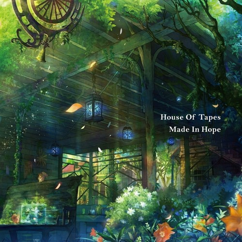 【PFCD76】House Of Tapes『Made In Hope』CD