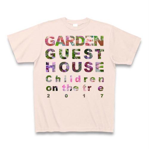 2017-夏庭Tシャツ-Aライトピンク