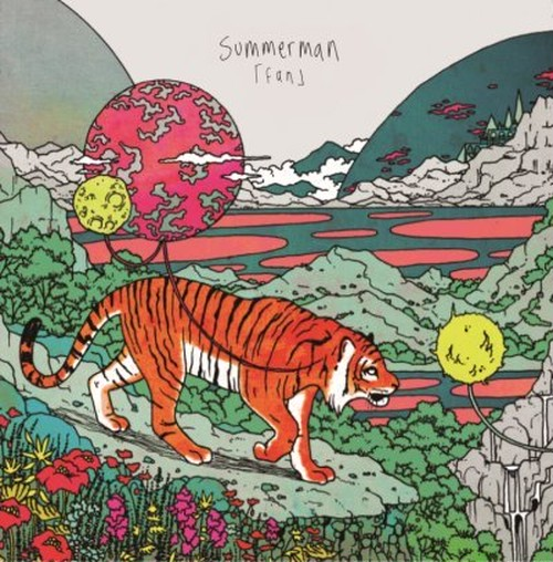 SUMMERMAN - fan(CD)