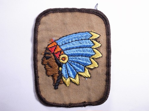 """OLD PATCH""""INDIAN"""""""