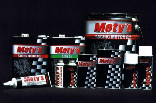 Moty'sギアオイル M408 75w85 4リットル缶