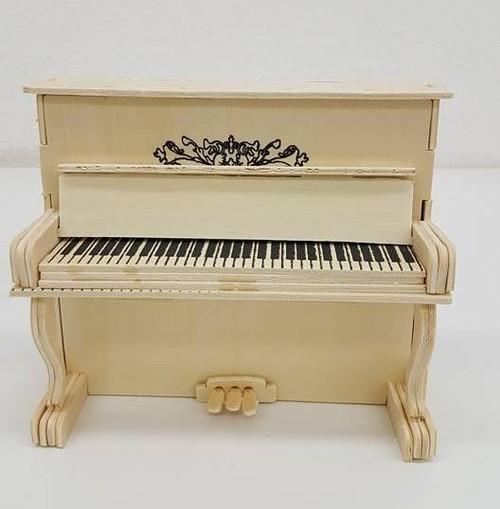【送料無料】3D立体パズル ピアノ