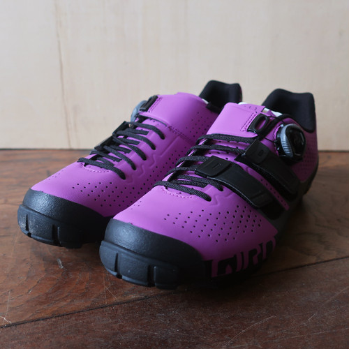 限定 GIRO CODE TECHLACE / GRINDURO PURPLE
