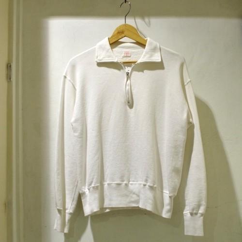 1950-60s PILGRIM Half Zip Sweat Shirt / Sears ヴィンテージ スウェット シャツ