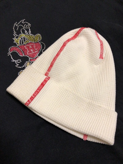 used stitch thermal cap