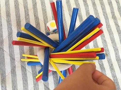 【3歳からのゲーム】 ハバ(HABA)社 スティッキー 集中力を養います♪