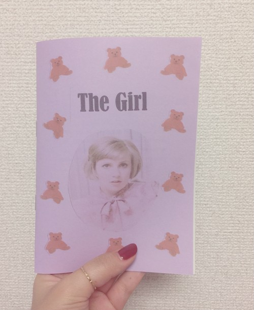 The Girl zine