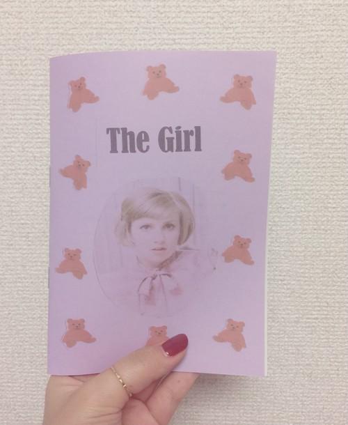 The Girl zine