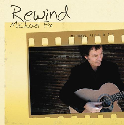 AMC1390 Rewind / Michael Fix (CD)