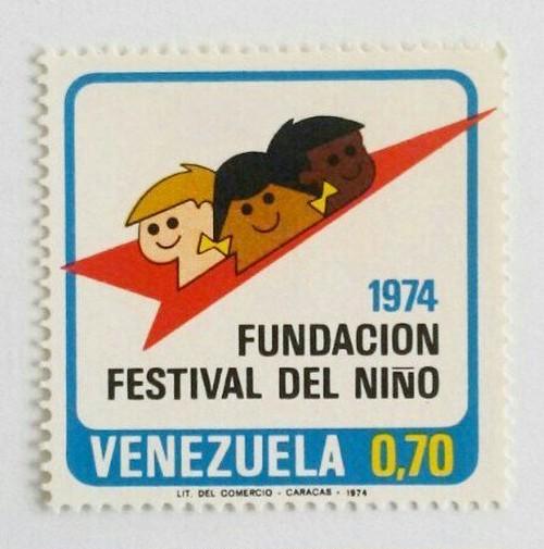 子どもの日 / ベネズエラ 1974