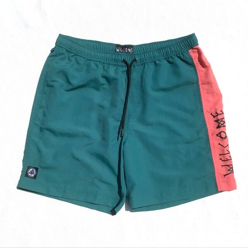 WELCOME / Solstice Nylon Bolley Short