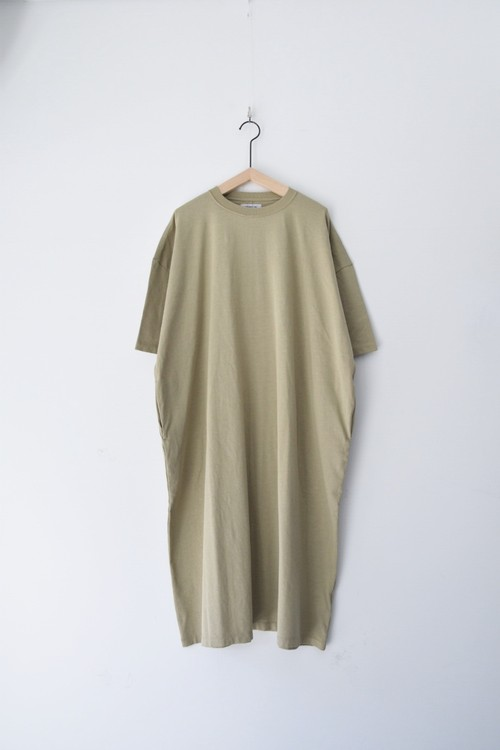 【ORDINARY FITS】RELAX ONEPIECE/OF-C005