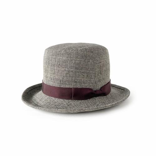 【SALE(サマーセール)】水野ミリナー ペーパーシートカンカン帽 [12-0011]