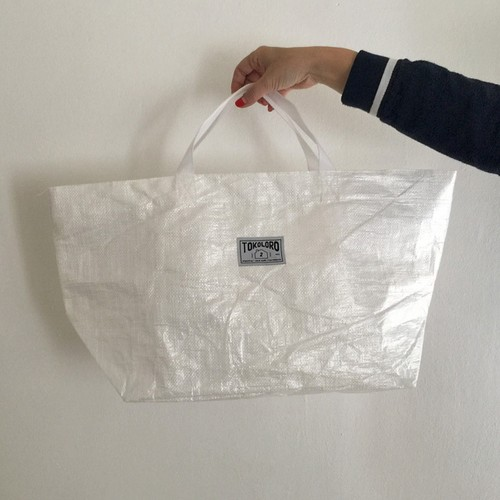 P sheet Tote Bag
