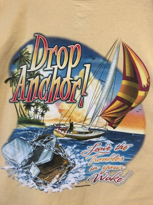 2006's Drop Anchor! T's