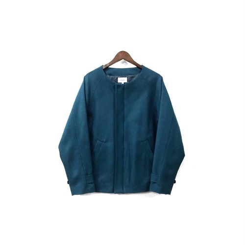 yotsuba - Nocollar Jacket / Dark Blue ¥35000+tax