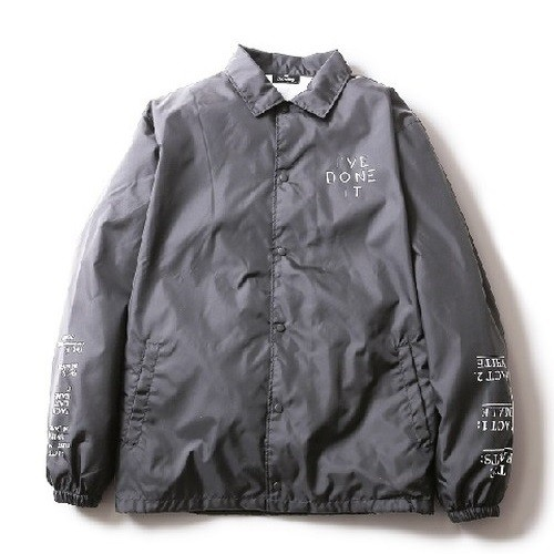 Subciety COACH JACKET-THE FACTS:- / サブサエティ コーチジャケット / 103-62093