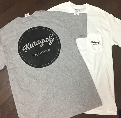 Kuragaly ポケットTシャツ