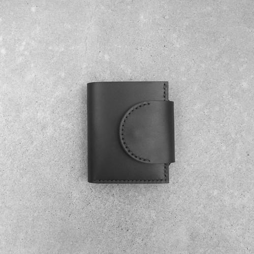 SHORT WALLET / BLACK