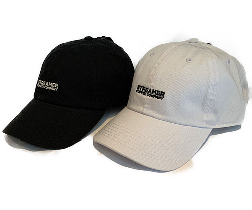 STREAMER LOGO CAP (ロゴキャップ)