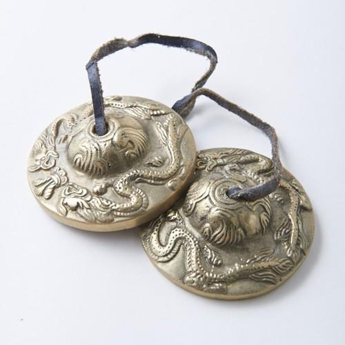 【浄化用品】ティンシャ(チベットシンバル)~音の力で空間浄化
