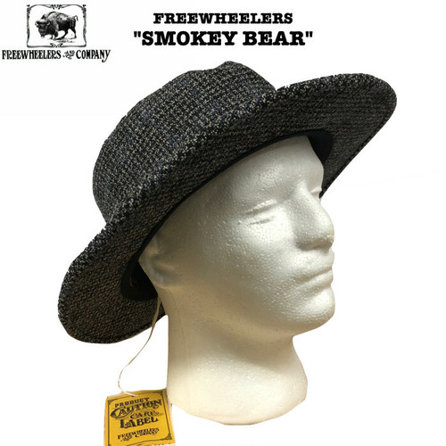 """SMOKEY BEAR"" FREEWHEELERS/フリーホイーラーズ Great Lakes GMT.MFG.CO. #1937004"