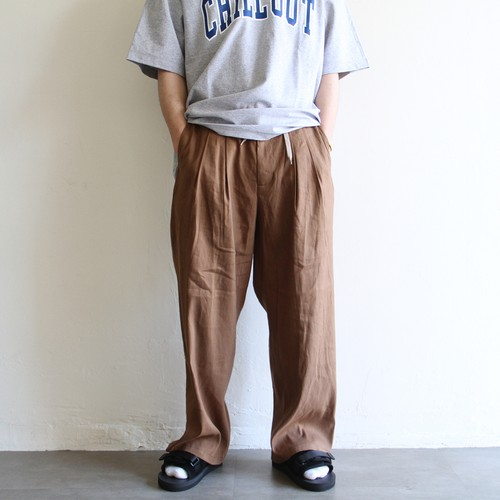 is-ness【 mens 】nuwide ez pants