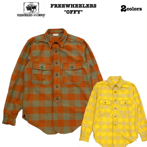 """""""OFFY"""" FREEWHEELERS UNION SPECIAL OVERALLS"""