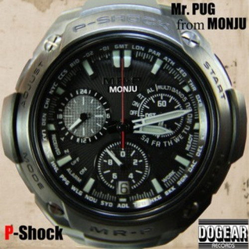 """""""P-Shock""""/Mr.PUG from MONJU"""