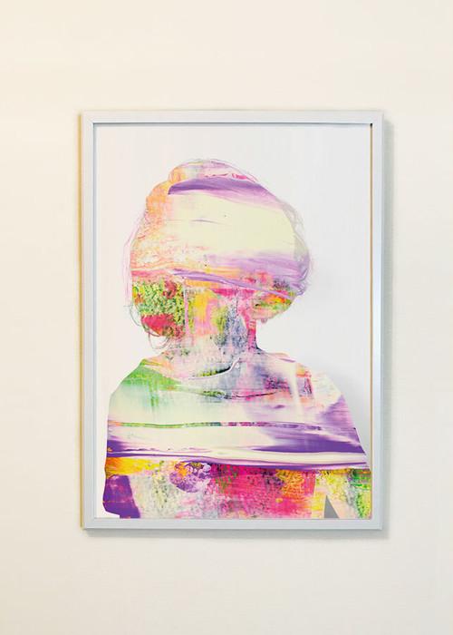 neuronoa「untitled」A3ポスター