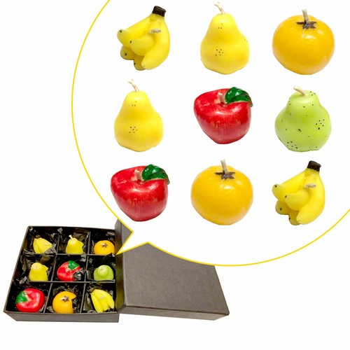 Mini Fruit/Set of 9