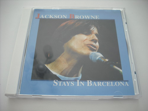 【CD】JACKSON BROWNE / STAYS IN BARCELONA
