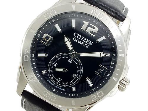 シチズン CITIZEN 腕時計 AO3010-05E ブラック