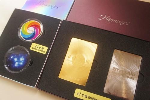 お得なフルパワーセット(レインボーメダル+太陽&スターシップカード)