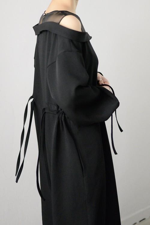 ROOM211 / Decollete Dress