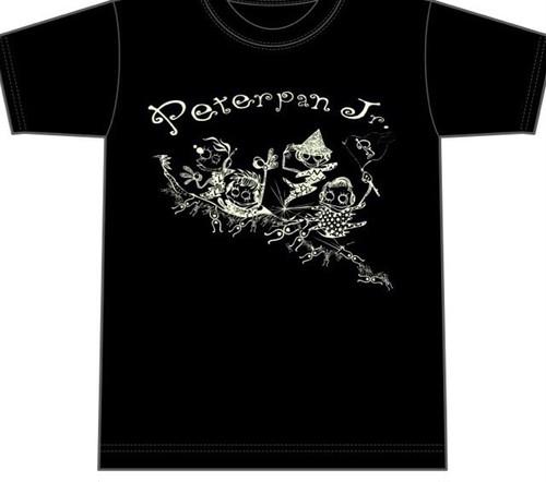 ピーターパンJr. プレミアムオリジナル Tシャツ  Lサイズ